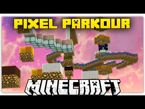 The Parkour Map That Made Me Want To Quit Minecraft :')
