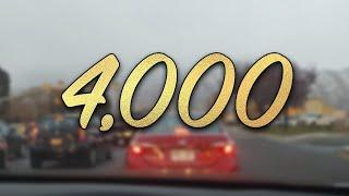 4.000 SUBSCRIPTORES AHHH!!!!