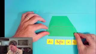 面積 II:從探索中推導公式—梯形、箏形、菱形