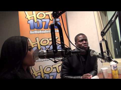 Big Greg Interviews Kevin Hart and Regina Hall on About Last Night