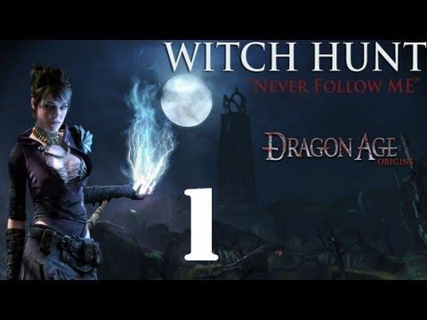 Dragon Age: Origins - Witch Hunt DLC Walkthrough HD (Part 1)