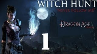 Dragon Age: Origins - Witch Hunt DLC Walkthrough HD (Part 1)