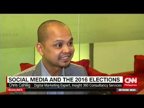 Social media and the 2016 elections