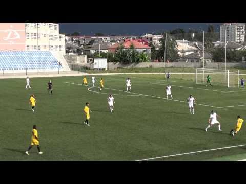 FC Guria lanchkhuti 2:1 FC Dinamo Tbilisi [highlights]