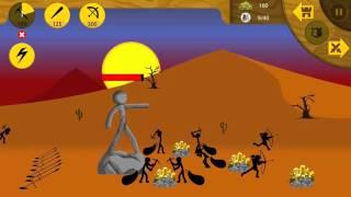 Stick War: Legacy   Max Games Studios   Gameplay Level 1 - 8