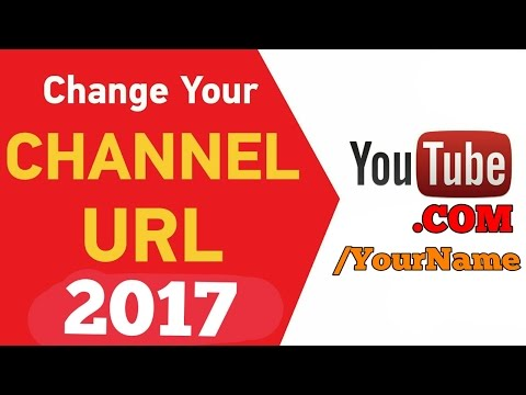 How To Set Custom URL For YouTube Channel(YT.Com/YourName)