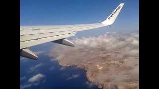 Bird's Eye View Of Malta Island