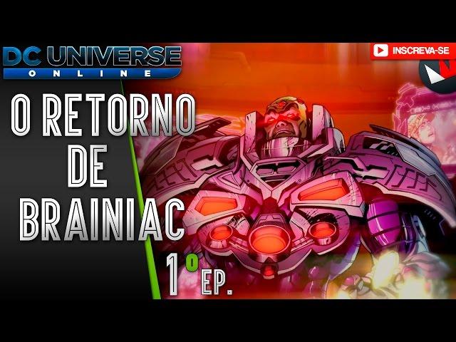 Dc Universe Online - #01 / Série Do Nível 1 Ao 30 / Pt-br + Tradução