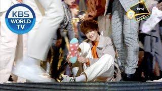 Winner's ceremony - SEVENTEEN!!  [Music Bank / 2019.02.08]