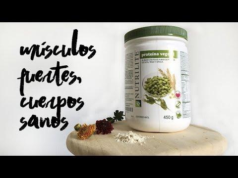 Cómo tomar la Proteína Vegetal de Nutrilite - Leslie Delgado