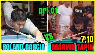 REMATCH!! Roland Garcia vs Melvin