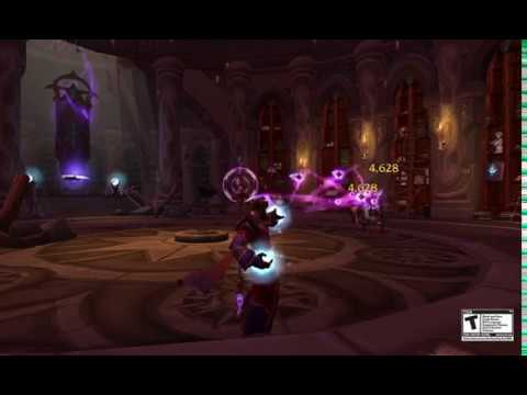 Patch 7.3 Caster Animations: Arcane Missiles