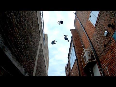 How to shoot a Parkour POV 🇬🇧