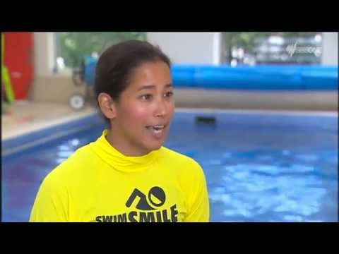 SBS report on private adult swim lessons
