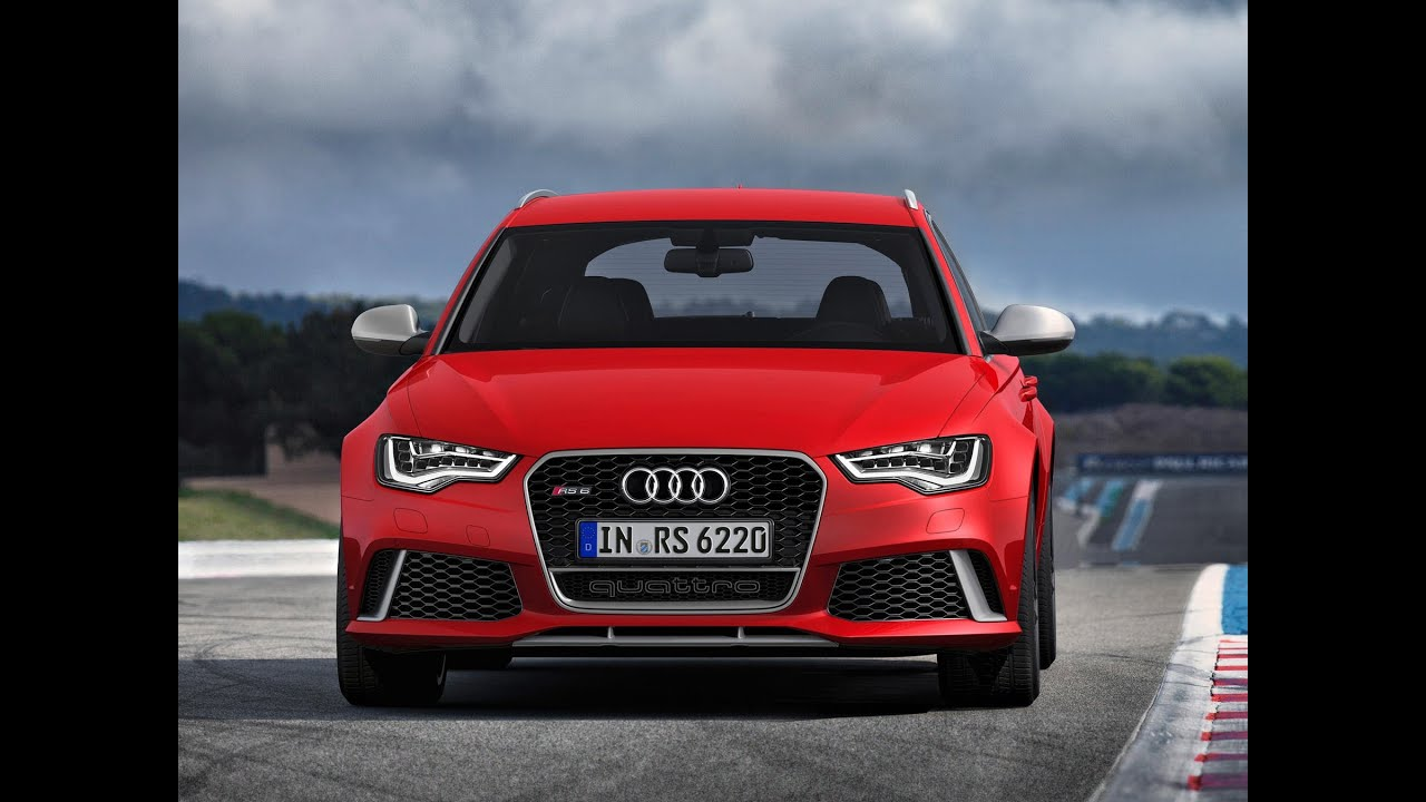 new car launches in july 2013Audi RS 6 C7 Avant 2013   YouTube