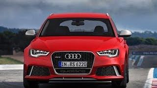 Audi RS 6 C7 Avant 2013 универсал