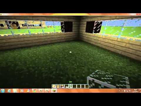 Minecraft come creare una villa youtube for Come costruire una villa