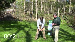 How To Create A Bird Feeding Station - Advanced Pole System® 2 Minute Challenge