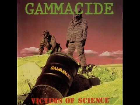 Gammacide   Victims of Science Full Álbum and Demo   from YouTube