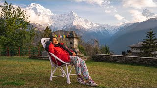 Nature Photography of Himalayas in Nepal