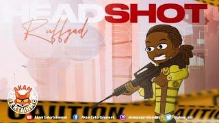 Ruffgad - Headshot [Audio Visualizer]