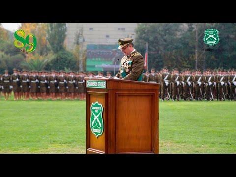 Discurso General Director en ceremonia de 89° Aniversario
