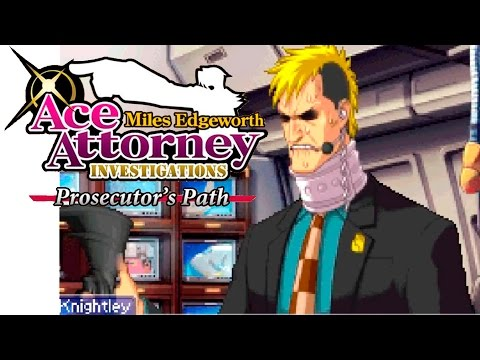 Chris Plays Ace Attorney Investigation 2 - Case 1 #8 (FINAL)