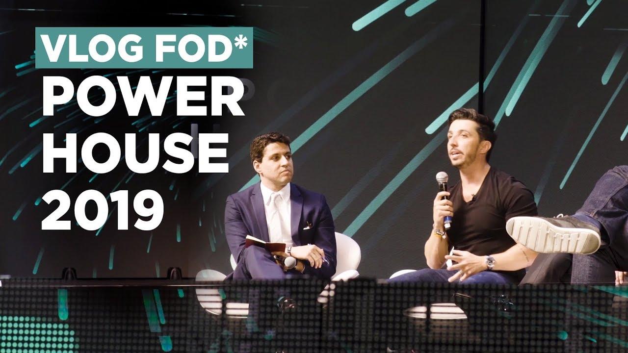 Vlog Fod* - Bastidores do POWER HOUSE 2019 | Caio Carneiro