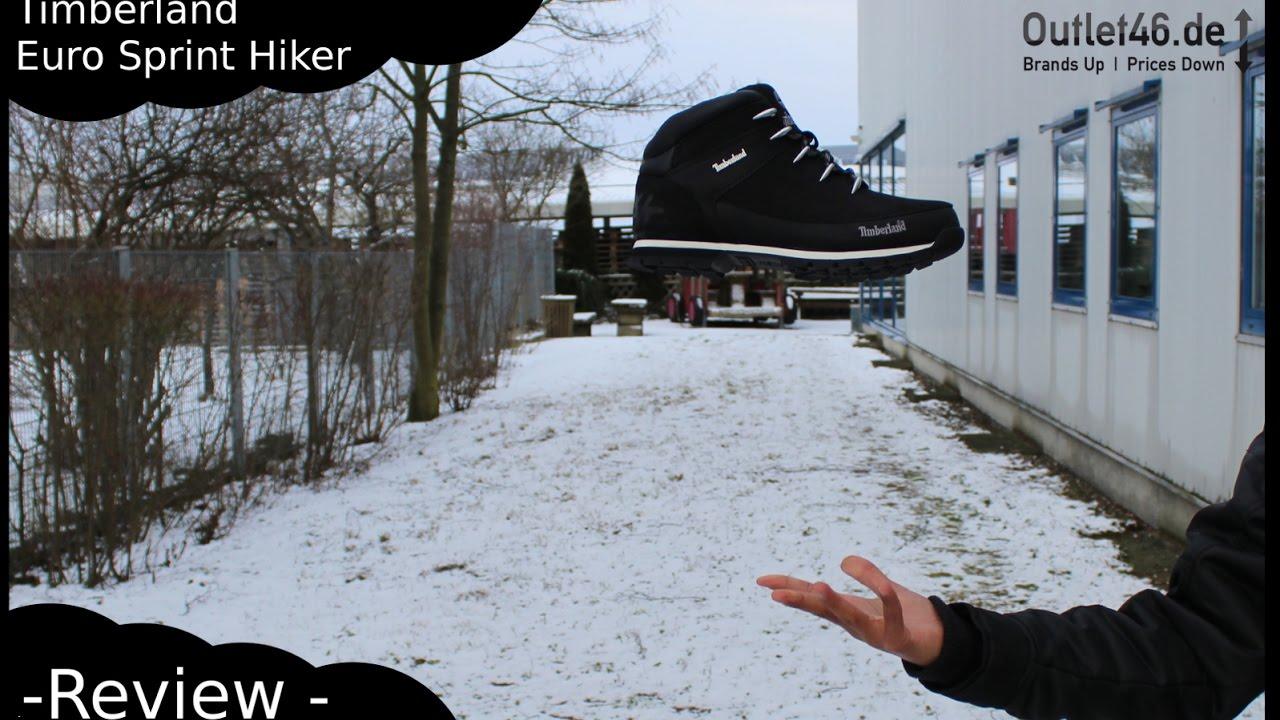 2979121b2c1 Timberland Euro Sprint Hiker DEUTSCH Review l On Feet l Haul l Overview l  Outlet46