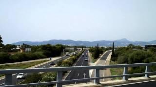 Palma Majorca Airport to Palma Beach