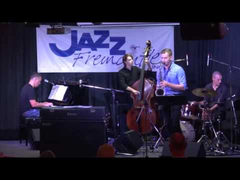 "Jazz Fremantle - Adam James Quartet - ""Quiet"""