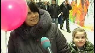 Харьковские известия, 7 канал(Открытие ТРЦ