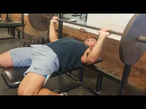 San Marcos Athletic Club: Vlog #5 BEST CHEST PUMP