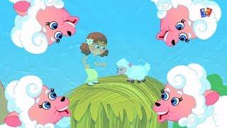 у Мэри был маленький ягненокобразовательные песни детские стихи Kids Songs Mary Had A Little Lamb