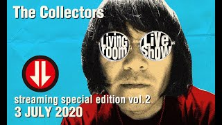 LIVING ROOM LIVE SHOW〜THE COLLECTORS live at QUATTRO 2018 streaming special edition Vol.2〜」 ・チケット販売 ...