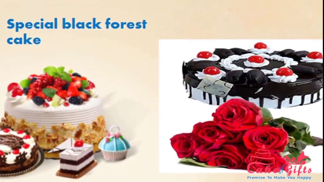 Online Same Day Birthday Cake Delivery In Bhilai