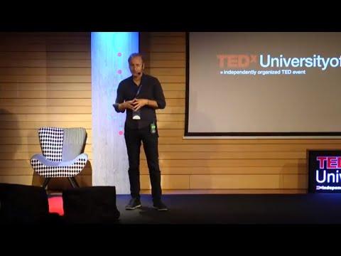 Ο ρόλος του μαέστρου | Miltos Logiadis | TEDxUniversityofCrete