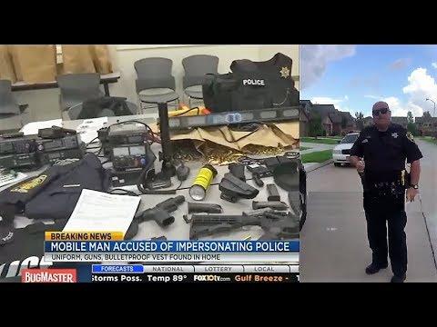 5 Police Impersonators caught! Compilation Part 2