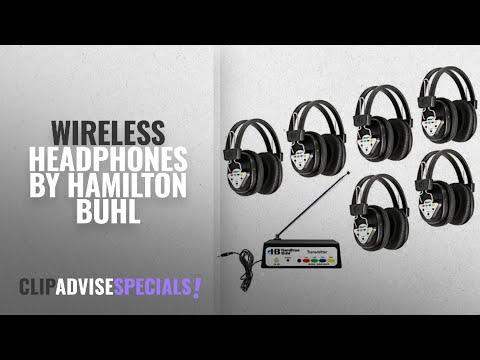 Top 5 Hamilton Buhl Wireless Headphones [2018]: Hamilton Buhl Wireless Listening Center, 6 Station
