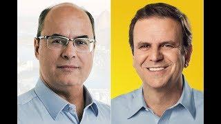 Eduardo Paes    wilson josé witzel para Governo do Rio de Janeiro na Numerologia