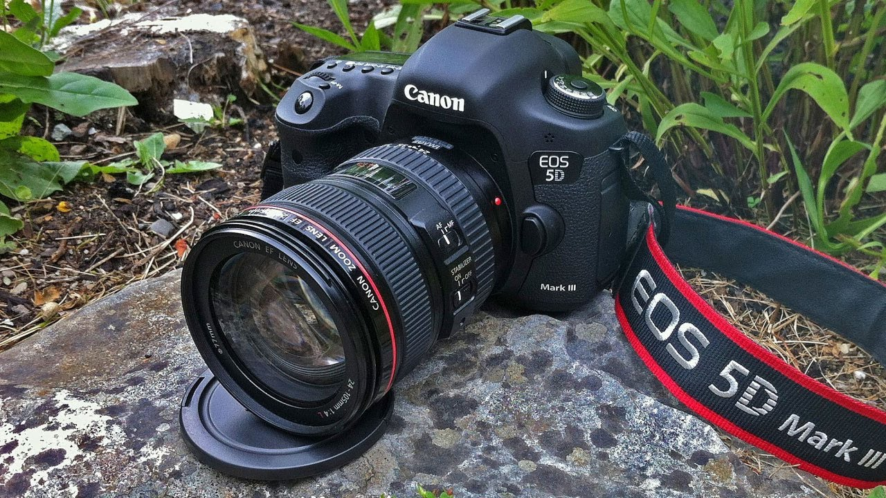 Canon EOS 5D Mark III Review - YouTube
