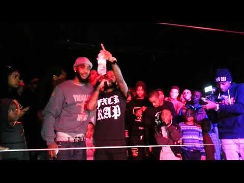SHY GLIZZY PEFORMING LIVE @ LOVE 2-2-13 FUXK RAP CONCERT