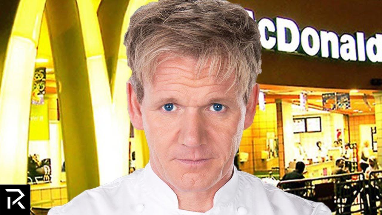 Gordon Ramsay's Secret Business Deal Worth Over $100 Million