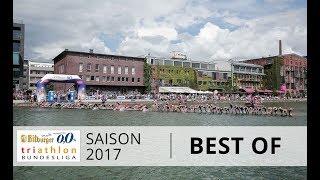 Best of 1. Bitburger 0,0% Triathlon-Bundesliga 2017: Der Saison-Rückblick