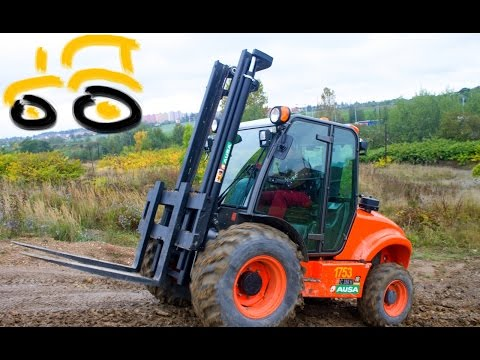 AUSA Offroad Day | JLG