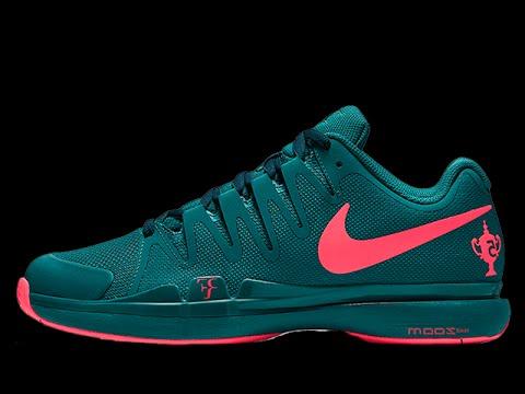 Nike zoom vapor tour Legend Omahanesports Roger Federer