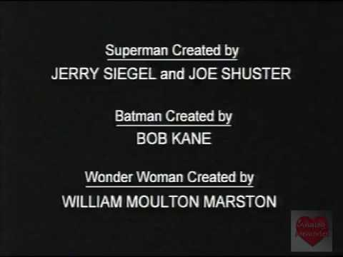 Justice League | Credits Roll | 2003 | Cartoon Network