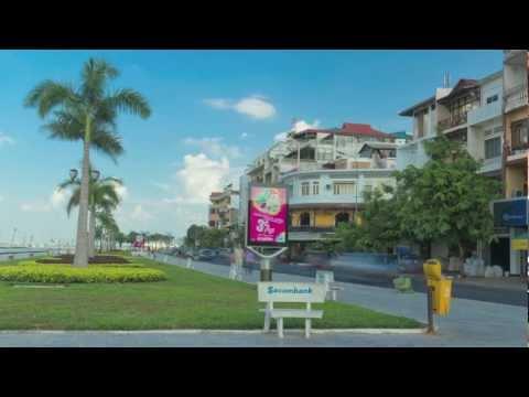 Phnom Penh City Timelapse