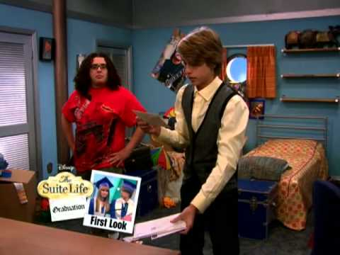 Graduation On Deck , First Look , Cody\u0027s Letter from Yale , The Suite Life  On Deck , Disney Channel