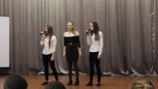 Поёт 6а, школа 130_2016